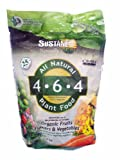4-6-4 All Natural Flower & Vegetable Plant Food (5-lb)