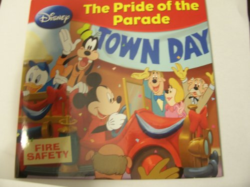 "Disney The Pride of the Parade (8"" x 8"", 2011) - 1"