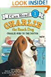 Charlie the Ranch Dog: Charlie Goes to the Doctor: I Can Read Level 1 (I Can Read Book 1)