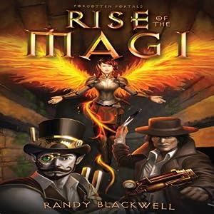 Rise of the Magi Audiobook