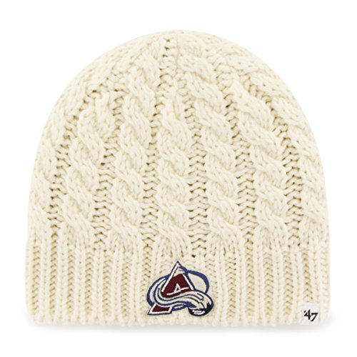 Colorado Avalanche Pom Hat, Avalanche Hat With Pom