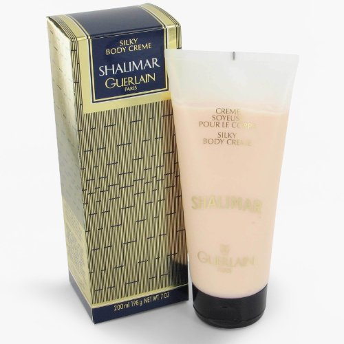 Shalimar By Guerlain For Women Body Cream 6.9 Oz