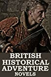 img - for 8 British Historical Adventure Novels: Boxed Set book / textbook / text book