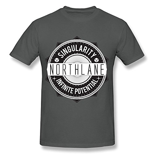 sneakeye Men's Northlane Band T-shirt