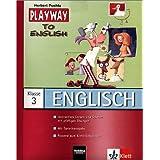 """Playway to English 3. CD-ROM: Arbeitsmaterialien f�r den Englischunterricht. Altersgruppe: 3. Schuljahrvon """"Klett"""""""