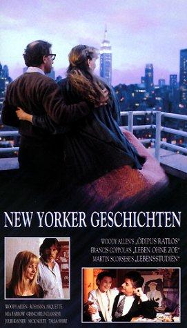 New Yorker Geschichten [VHS]