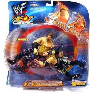WWE レスリング Action フィギュア 2-Pack Heat Backlash Chris Benoit Vs. Chris Jericho [Crossface Crippler] WWE
