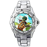EPSP371 The Legend of Zelda Spirit Train Stainless Steel Wrist Watch