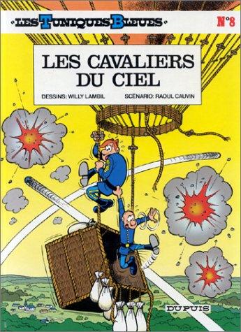 Les Tuniques bleues (8) : Les Cavaliers du ciel