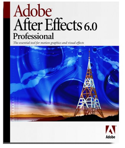 Adobe After Effects Professional 6.0