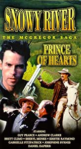 Snowy River - The McGregor Saga - Prince of Hearts [VHS]