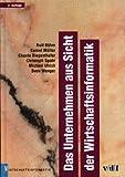 img - for Das Unternehmen aus Sicht der Wirtschaftsinformatik book / textbook / text book