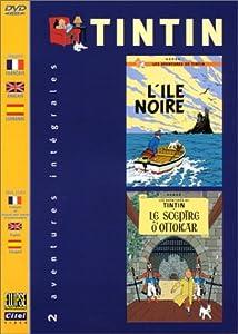 Les Aventures de Tintin : L'ile noire / Le Sceptre d'ottokar