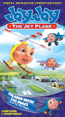 Jay Jay the Jet Plane - Soaring High [VHS]