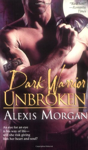 Image of Dark Warrior Unbroken (The Talions, Book 2)
