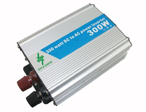 300W DC 24V to AC 110V Modified Sine Wave Power Inverter With USB Port