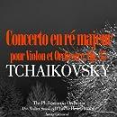 Tchaikovsky: Concerto en ré majeur pour Violon et...