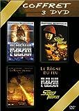 echange, troc Le Règne du feu / Starship Troopers / Un cri dans l'océan - Coffret 3 DVD