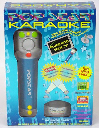 Pop Star Karaoke - 1