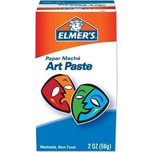 Elmers X Acto Glue Elmer 39 S Paper Mache Art Paste 2oz