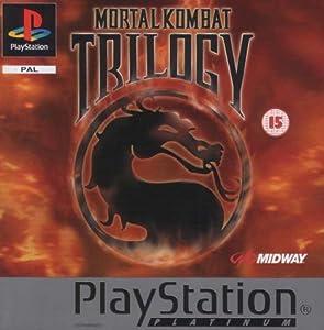 Mortal Kombat Trilogy - Platinum