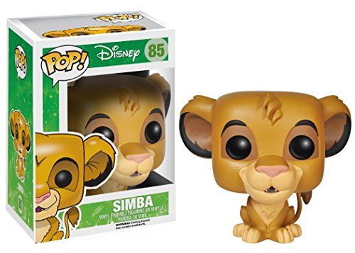 Funko-POP-Disney-The-Lion-King-Simba-Action-Figure