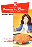 Poems to Chant: Teacher's Book (Inclusive Readers)