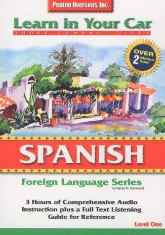Spanish: Level 1 (Learn in Your Car)