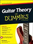 Guitar Theory For Dummies: Book + Onl...