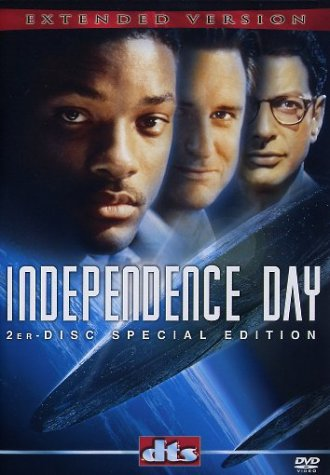 Independence Day (Extended Edition, 2 DVDs) [Director's Cut]