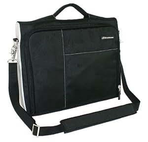 Brenthaven Edge II Sleeve for 15.4 inch MacBook (Jet Black)