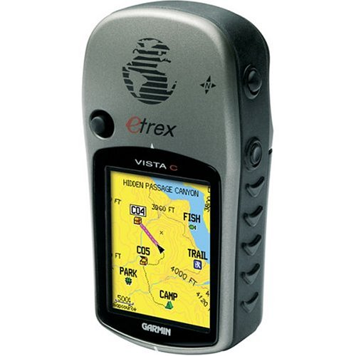 Garmin eTrex Vista C Waterproof Hiking GPS