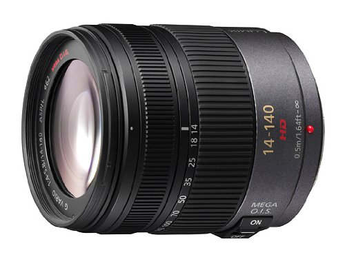 Panasonic Micro Four Thirds 14-140mm Zoom Lens