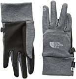The North Face Etip Women's Gloves grey High Rise Grey Heather Size:X-Small