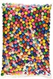 "Dubble Bubble 1/2"" Assorted Gumballs 5lbs"