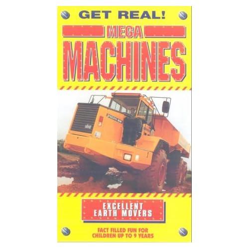 Mega Machines Mega Machines Excellent