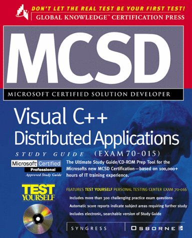 McSd Visual C++ Distributed Application: Study Guide