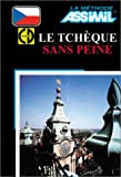 echange, troc Assimil - Collection Sans Peine - Le Tchèque sans peine (1 livre + coffret de 4 CD)