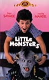 Little Monsters VHS Tape