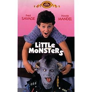 little monsters fred savage howie mandel daniel stern