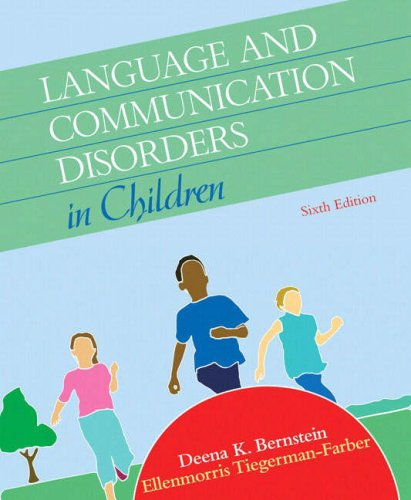 Language and Communication Disorders in Children (6th...