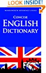 Concise English Dictionary (Wordswort...