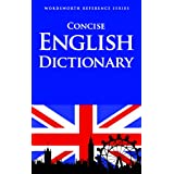 Concise English Dictionary (Wordsworth Reference)by n/a