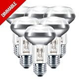 Philips EcoClassic 42W=55W NR63 ES E27 Dimmable Energy Saver Halogen Spot Bulbs (6 Pack)