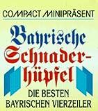 echange, troc  - Compact Minipräsent. Bayrische Schnaderhüpfel.