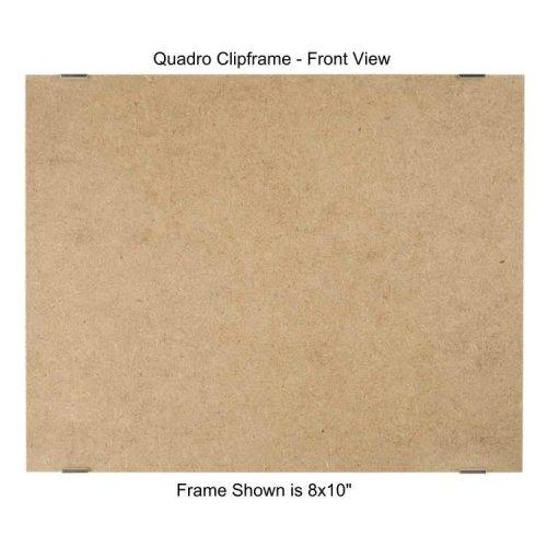 Quadro-Clip-Frame-8x10-inch-Borderless-Frame