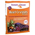 Instant Ocean Reef Salt for Aquarium, 50-Gallons