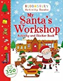 My Santas Workshop Activity and Sticker Book