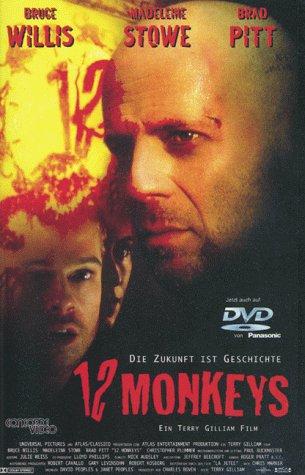 12 Monkeys [VHS]