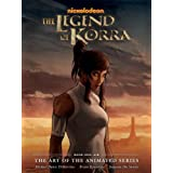 The Legend of Korra: The Art of the Animated Series Book One-Air